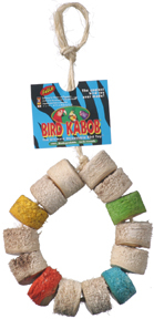 Feliz Bird Kabob Mini Ring