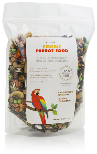 Perfect Parrot Blend - Dr. Harvey's - 2lb