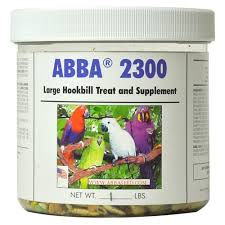 Abba 2300 - Large Bird Treat - 1lb