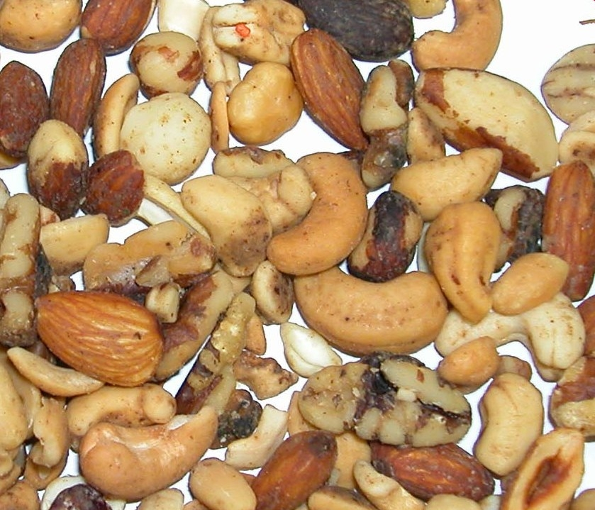 Abba 2400 - Just Tree Nuts - 1lb