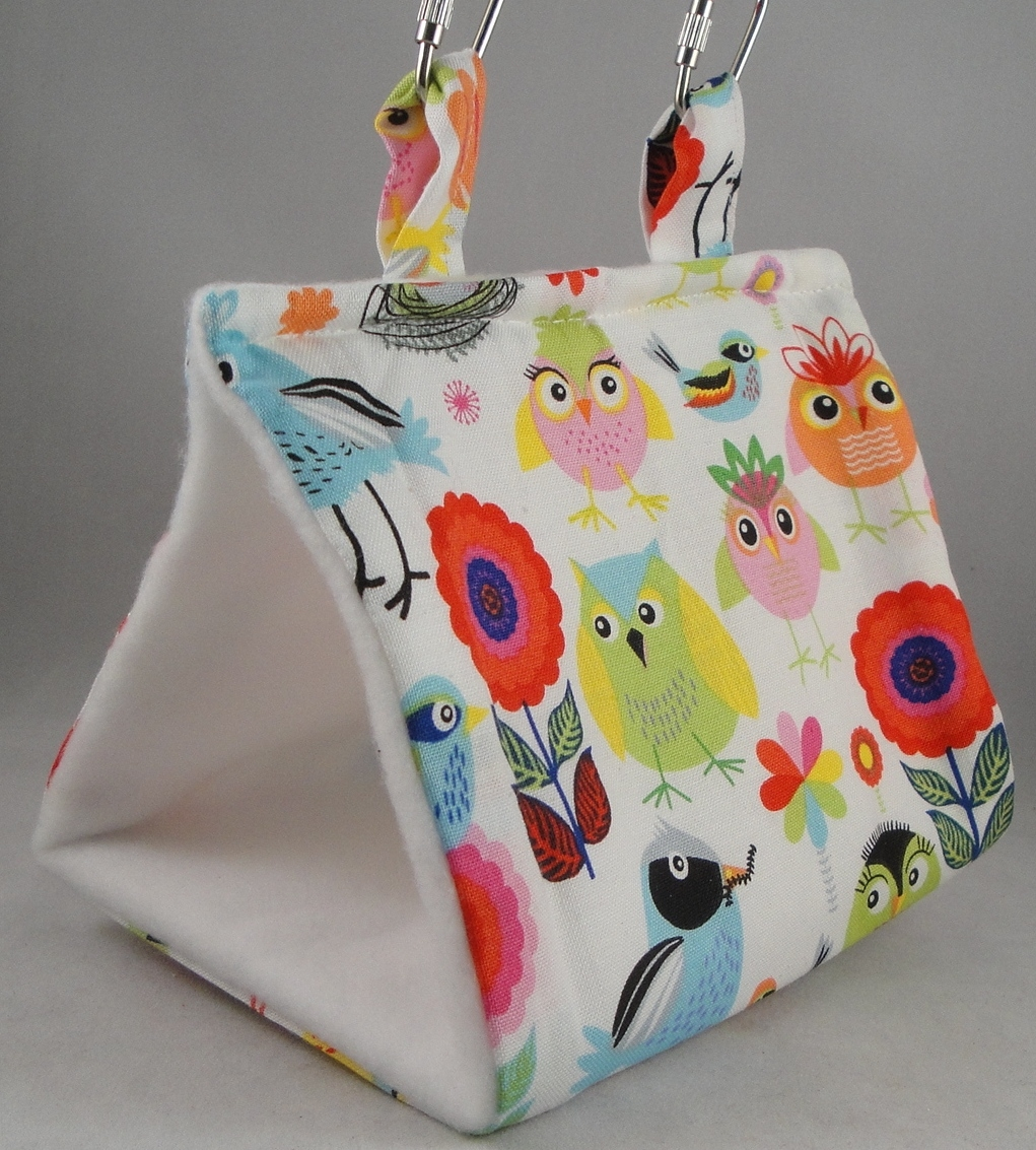 Birds and Flowers Tent - Small