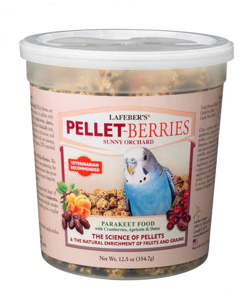 Pellet-Berries - Budgie - 12.5oz