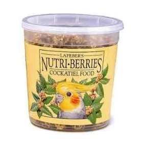 Classic Nutri-Berries - Cockatiel - 12.5oz