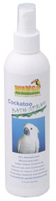 Cockatoo Bath Spray - 8oz