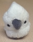 Cockatoo - Mini Plush Beanbag Birdie