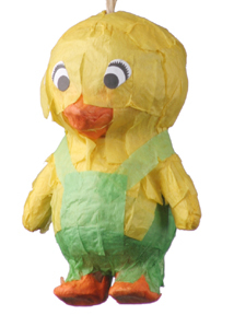 Duck - Mini Pinata