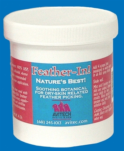Feather-In - AntiPick Supplement - 8oz