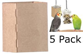 Foraging Box Feeder - Refills - 5pk