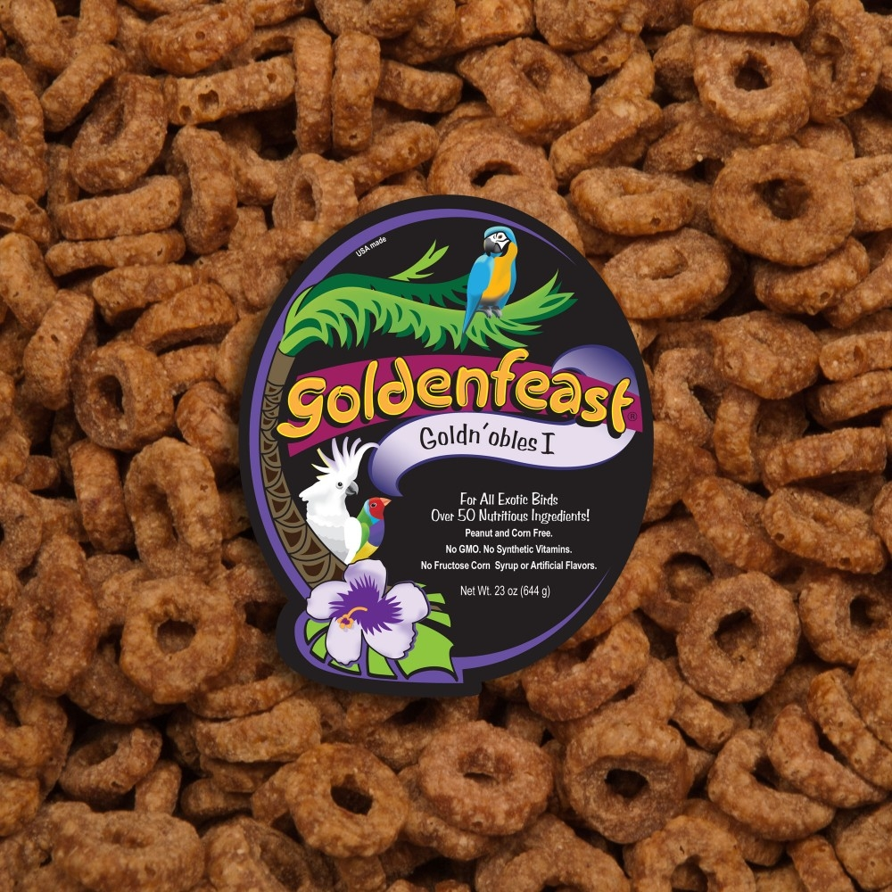 Goldenfeast - Goldn'obles - 53oz Jar