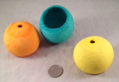 Pod Cups - Large - Coloured - 2-2-1/2