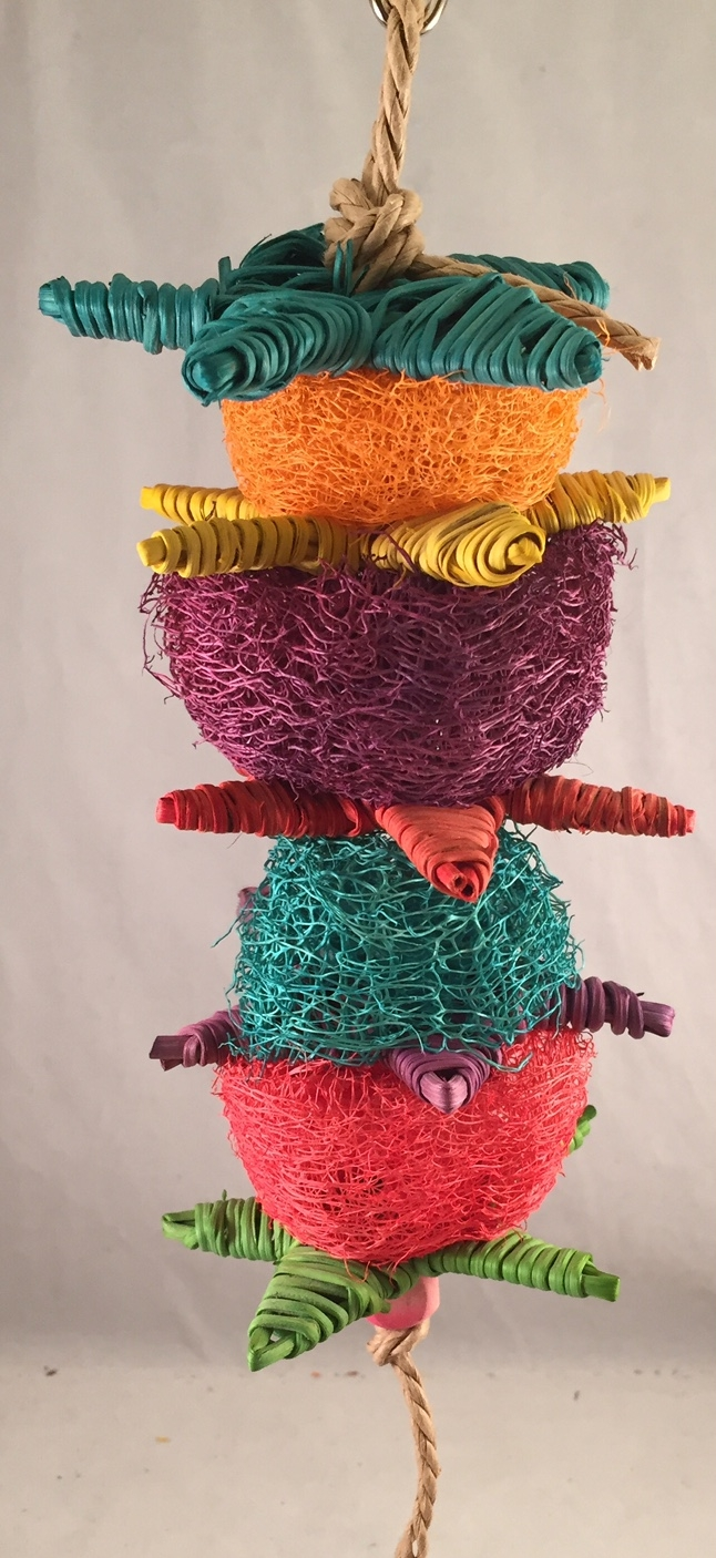 Loofa Tower