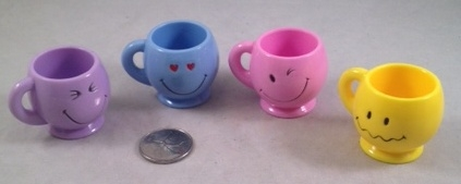 Mini Smiley Mug - 1.25