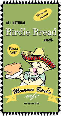 Momma's Bird Bread - Fiesta Loaf