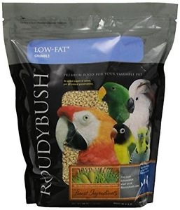 Roudybush Low Fat - Crumbles - 44oz
