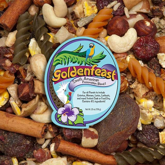Goldenfeast - South American Blend - 25oz