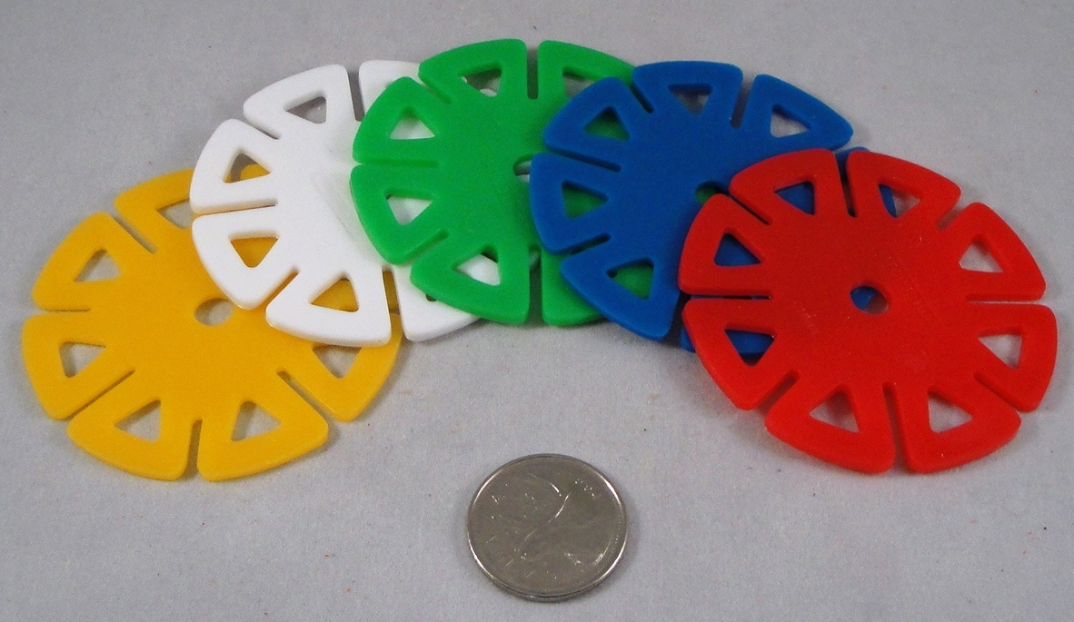 Spin Wheels - Medium - 2.5