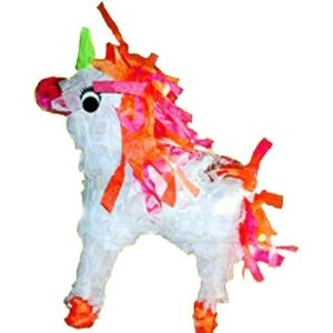 Unicorn Pinata - Polly Wanna Pinata with Treats