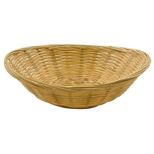 Oval Bamboo Basket - 5.5