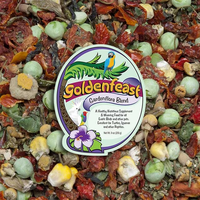 Goldenfeast - Gardenflora Blend - 23oz - JAR