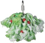 Holiday Cotton Wreath - Small