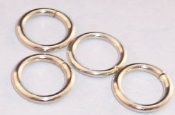 Stainless Steel - 12mm O-Rings - 10pc