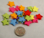 Star Charms - 24pc