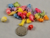 Mixed Mini Charms - .25-.5