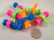 Plastic Bolts - 24pc Bulk