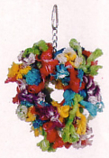Cotton Wreath - Small
