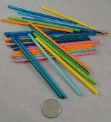 Pick-Up Sticks - Coloured - 24pc - 5