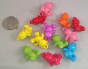 Bright Bear Charms - 12pc