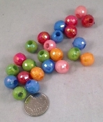 Super Sparkly Disco Beads - 1/2