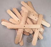 Wooden Munchie Sticks - Natural - 5-3/4