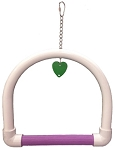 PVC Swing with Heart - Small
