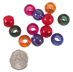 Acrylic Beads - 16mm - 12pc