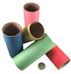 Big Boy Chew Tubes - Coloured - 5pc