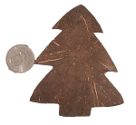 Coconut Holiday Tree Toy Base - 1pc