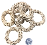 Vine Rings - Natural - 2