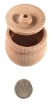 Wooden Foraging Pot - Natural -  2