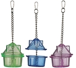 Hide-a-Treat Foraging Feeder - Small - Transparent