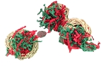 Holiday Foraging Shredders - 3pc