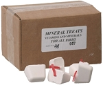 Unflafoured Mineral Block with Twist-tie - Small