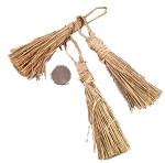 Raffia Bundles - Natural - 3pc