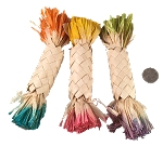 Raffia Preener - Coloured - 1pc