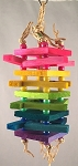 Rainbow Balsa Sticky Stacker