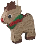 Holiday Rudolph Pinata