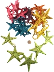 Vine Star Chain - Coloured - 15