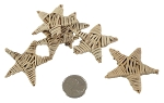 Mini Vine Stars - Natural - 200pc - SUPER BULK