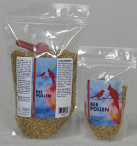 Bee Pollen - Whole - 3oz - Morning Bird Products