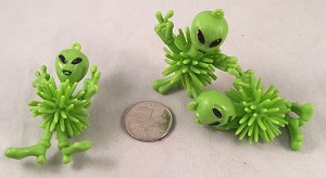 "Alien Pokey Balls - 2"" - 3pc"